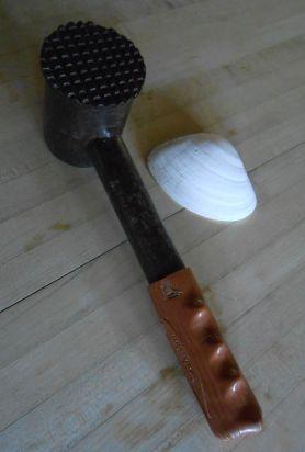 clam hammer