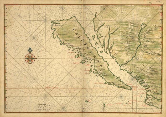 calif map