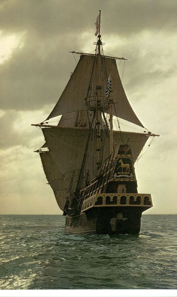 drake ship b1