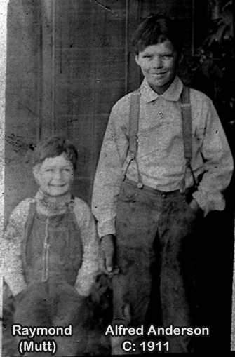 Mutt and Alfred 1911